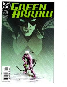 5 Green Arrow DC Comic Books # 22 23 24 25 26 Green Lantern Oliver Queen BH27