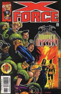 X FORCE 21ST CENTURY COLLECTION 20 Different