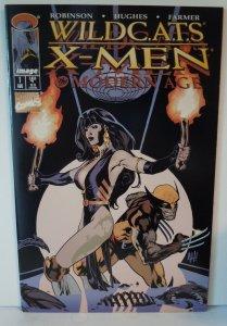 WildC.A.T.S./X-Men: Modern Age One-Shot