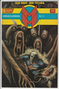 Miracleman #11 (May-87) VF/NM High-Grade Miracle Man