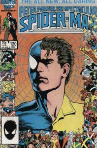 Spectacular Spider-Man, The #120 VF/NM; Marvel   save on shipping - details insi