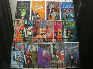 MAGE HERO DEFINED (1997 IM) 0-15 Matt Wagner 2nd series