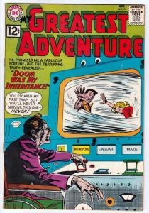 My Greatest Adventure #74 (Dec-62) NM- High-Grade