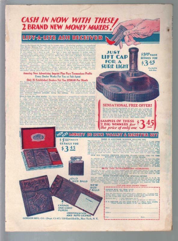 Science & Invention 11/199-Gernsback-Fantasy plane-Graf Zeppelin-FN