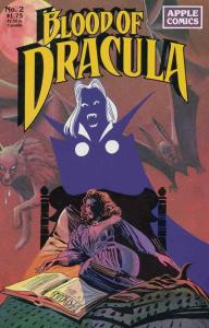 Blood of Dracula #2 VF; Apple | save on shipping - details inside