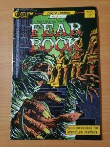 Fear Book #1 One-Shot ~ NEAR MINT NM ~ (1986, Eclipse Comics)