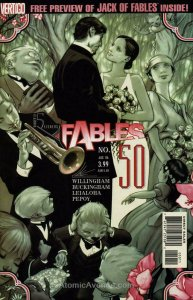 FABLES (2002 DC Vertigo) #50 NM