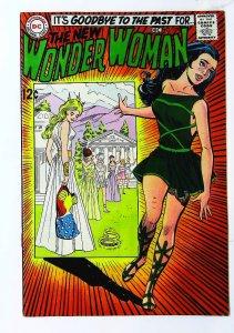 Wonder Woman (1942 series) #179, VF- (Actual scan)