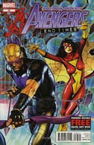 Avengers (Vol. 4) #33 VF/NM; Marvel | save on shipping - details inside