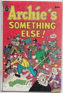 Archie's Something Else   #nn (39c) FR/GD