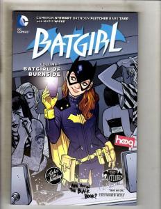 Batgirl Of Burnside Vol. # 1 Batgirl DC Comics Graphic Novel TPB Batman J327