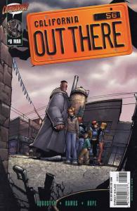 Out There #8 VF/NM; WildStorm | save on shipping - details inside