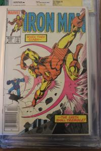 Iron Man 187  VF