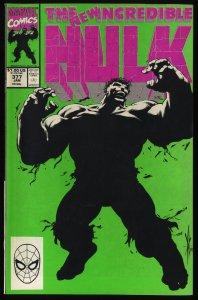 Incredible Hulk (1968) #377 NM 9.4 1st Professor Hulk! Marvel Comics