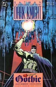Batman: Legends of the Dark Knight #9, NM- (Stock photo)