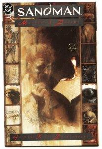SANDMAN #3 1989 comic book - NEIL GAINMAN-DC-VERTIGO-VF/NM