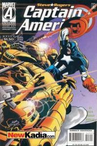 Captain America (1968 series) #447, NM (Stock photo)