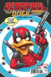 Deadpool the Duck #5, NM (Stock photo)