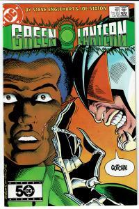 Green Lantern #190 (1st Series)   9.0 VF-NM