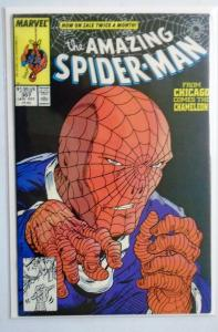 Amazing Spider-Man (1st Series) #307, Direct Edition, 8.0/VF (1988)