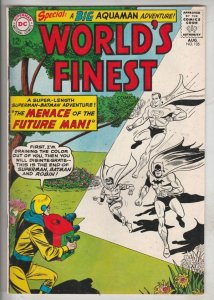 World's Finest #135 (Aug-63) VF/NM High-Grade Superman, Batman and Robin