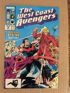 The West Coast Avengers #36