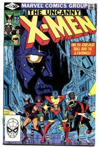 X-MEN-#149-bronze-age comic book-high grade marvel