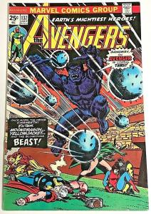 AVENGERS#137 FN 1975 MARVEL BRONZE AGE COMICS