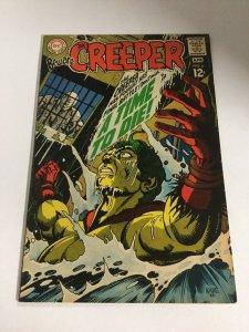 Beware The Creeper 6 Vf+ Very Fine+ 8.5 DC Comics Silver Age