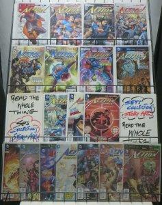 ACTION COMICS volume 2(DC,2010 ) #0-17 SUPERMAN! Grant Morrison, Rags Morales