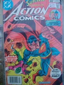 Action Comics 530 VG/F