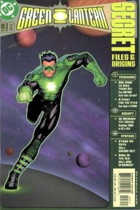 Green Lantern (1990 series) Secret Files & Origins #3, NM (Stock photo)