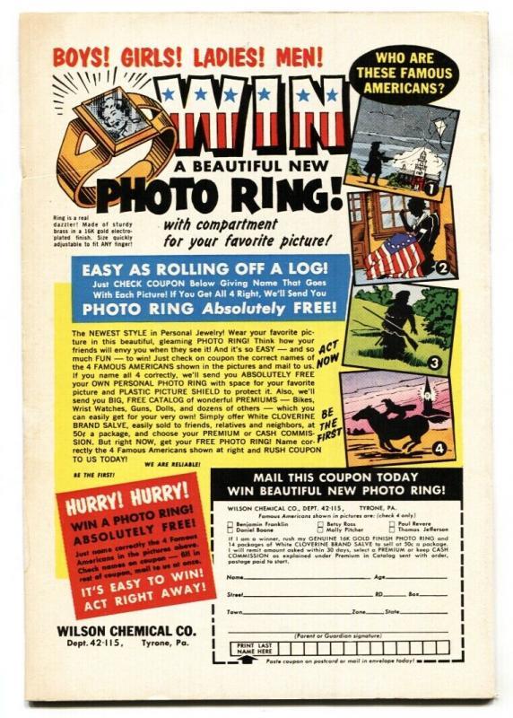DETECTIVE COMICS #292 BATMAN DC SILVER-AGE 1961 VF-
