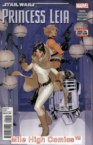 PRINCESS LEIA (STAR WARS) (2015 Series) #2 3RD PRINT Very Good Comics Book