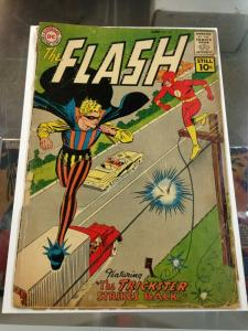 The Flash 121 GD-/GD (June 1961)