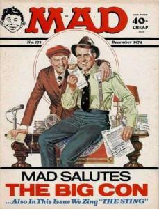 Mad (1952 series) #171, VF- (Stock photo)
