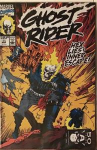 GHOST RIDER (MARVEL) 8 BOOK LOT AWESOME CONDITION.NM 9.4