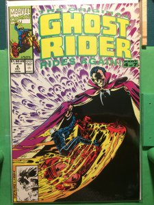 The Original Ghost Rider Rides Again! #4