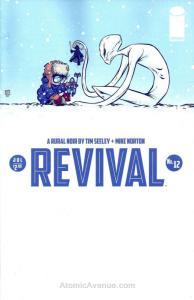 Revival #12 VF/NM; Image   save on shipping - details inside