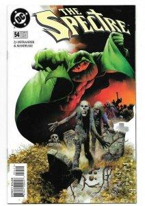 The Spectre #54 VF/NM Key Issue 1st App. Mister Terrific 1st Print DC Comics