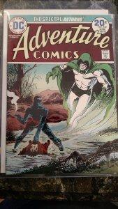 Adventure Comics #432 (Apr 1974, DC) VF/NM