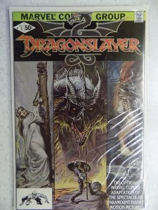 Dragonslayer #1 (1981)