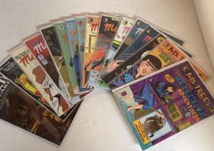 Ms. Tree's Thrilling Detective Adventures 1-8 12 15-20 Quarterly 1 Lot Nm 9.4