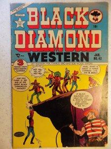 Black Diamond Western #42 (1953)