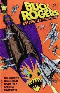 Buck Rogers (Gold Key/Whitman) #14 FN; Gold Key   save on shipping - details ins