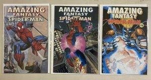Amazing Fantasy Spider-Man Set #16-18 6.0 FN (1996)