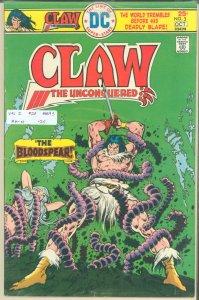 Claw #3
