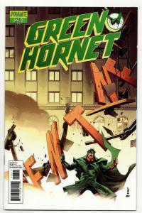 Green Hornet #26 Jonathan Lau Variant (Dynamite, 2012) VF/NM
