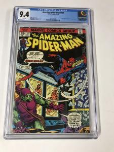 Amazing Spider-Man #137 CGC 9.4