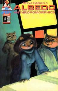 Albedo (3rd Series) #3 VG; Antarctic | low grade comic - save on shipping - deta